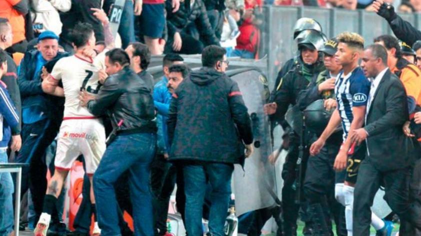 Alianza Lima y Universitario de Deportes: conoce la sanción que recibieron Kevin Quevedo y Horacio Benincasa