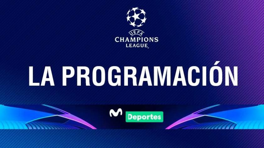 Champions League EN VIVO: partidos, horarios y resultados EN DIRECTO
