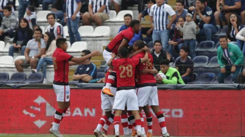¡No consigue sumar! Alianza Lima cayó por 0-1 ante Melgar en Matute