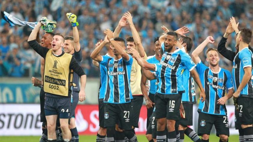 Gremio clasificó a la final de la Libertadores pese a perder con Barcelona