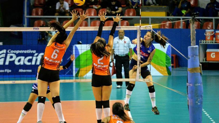 Liga Nacional Superior de Vóley Femenino: programación de los partidos del miércoles 13