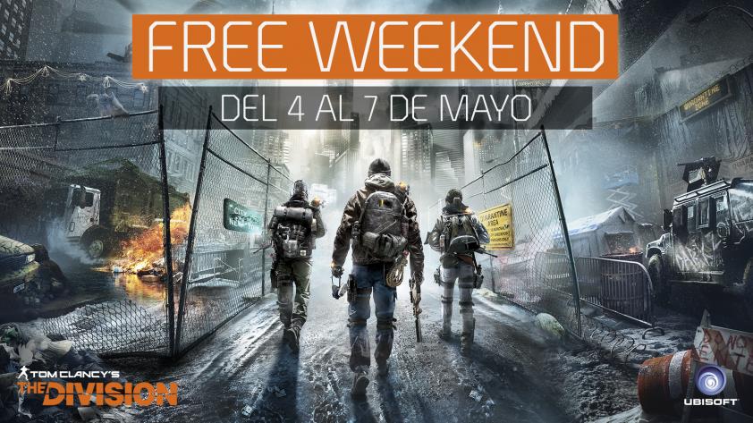The Division estará gratis este fin de semana en todas las plataformas