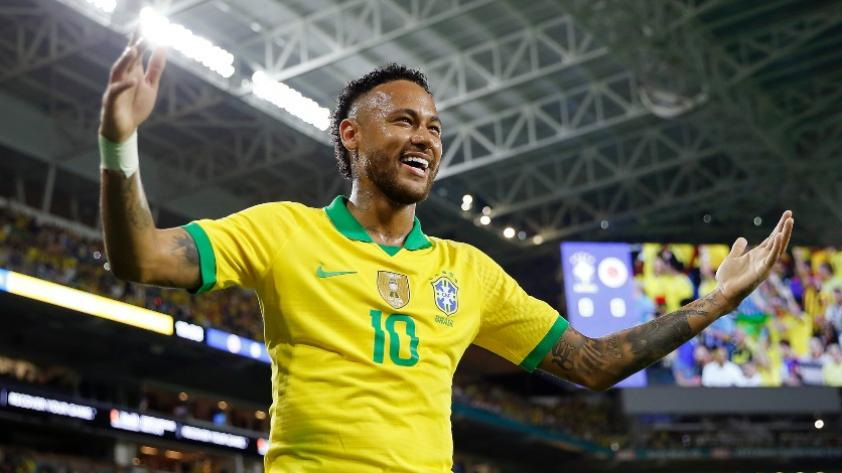 Selección Peruana: ¿Cómo le ha ido a Perú jugando ante Neymar como titular en Brasil?