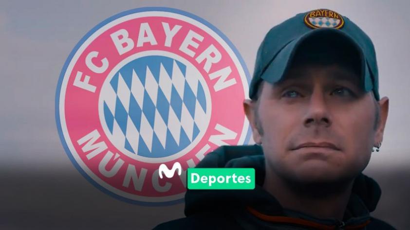 Bayern Ryan y la increíble e inspiradora historia del hincha que usa un ojo protésico con el escudo de su equipo (VIDEO)