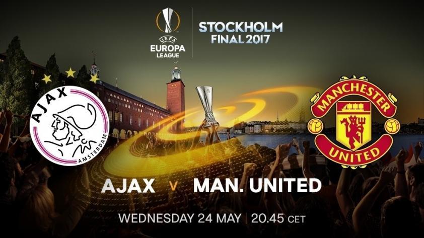 (PREVIA) Man. United y Ajax van por el título de la Europa League