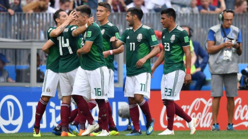 Selección mexicana rompe el historial ganador de Alemania en sus debuts mundialistas