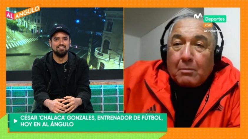 César 'Chalaca' Gonzáles: