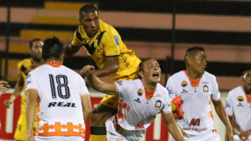 Cantolao vs. Ayacucho: empataron sin goles por la fecha 10 del Clausura