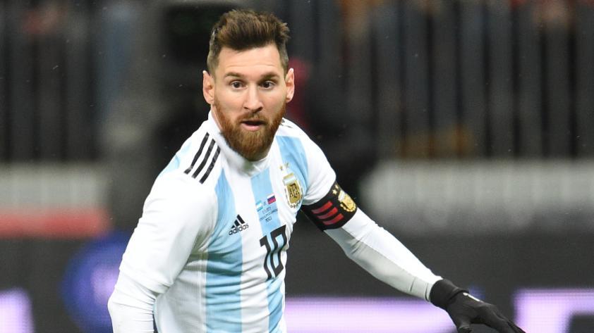 """""""Nosotros tenemos que ir en busca del sueño sea cual sea el rival"""" esto dijo Lionel Messi"""