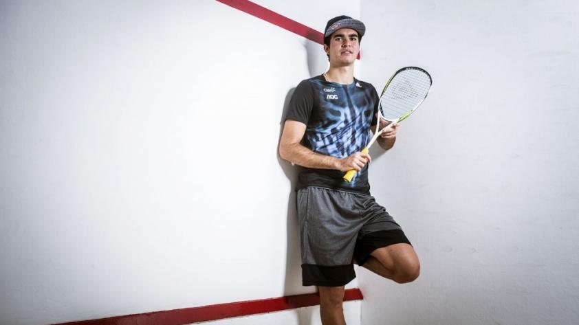 El mejor squashista juvenil del mundo es peruano