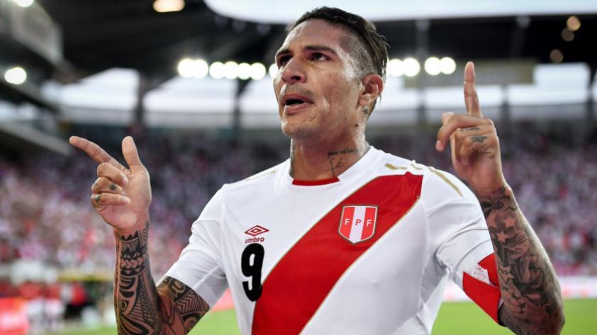 La FIFA eligió a Paolo Guerrero como la figura de la fecha