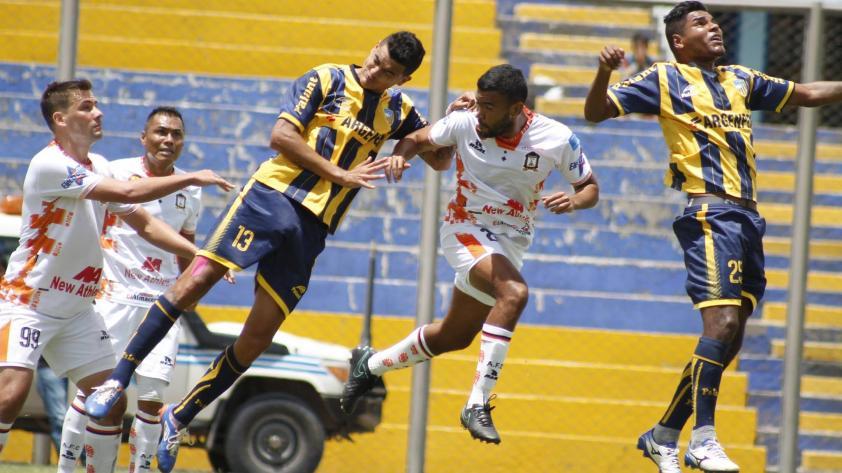 Sport Rosario sorprendió a Ayacucho y ganó de visita