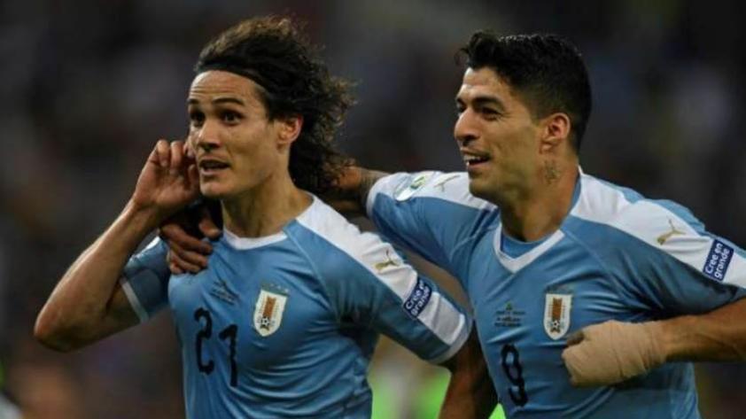 Con Suárez y Cavani: Selección de Uruguay presentó lista de convocados para los partidos amistosos con Perú