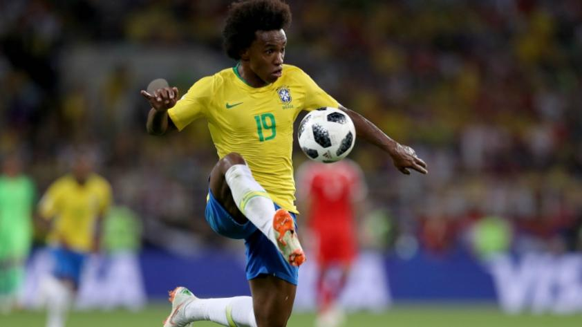 ¿Willian podría ir al Barcelona?