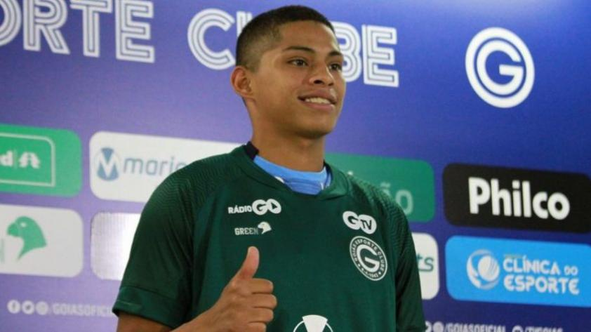 DT de Goiás sobre Kevin Quevedo: