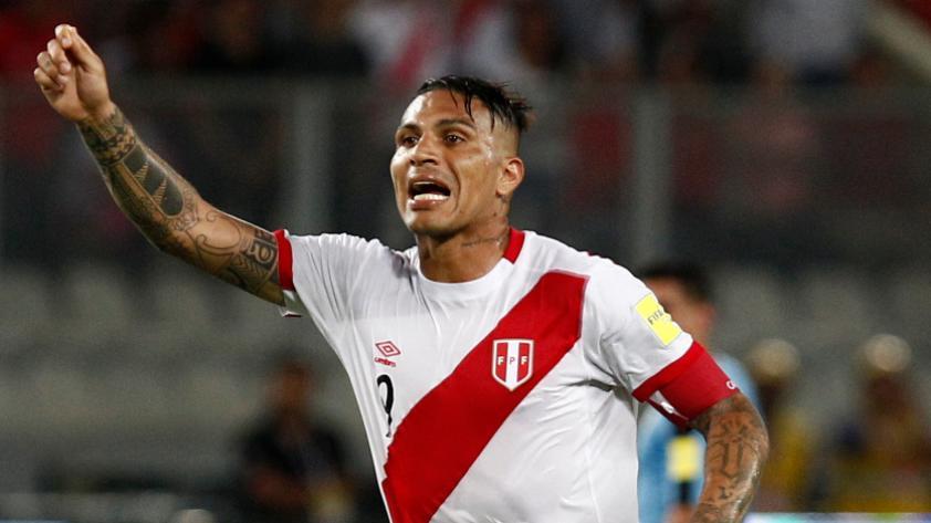 FIFPro mantendrá su apoyo a Guerrero después de Rusia 2018