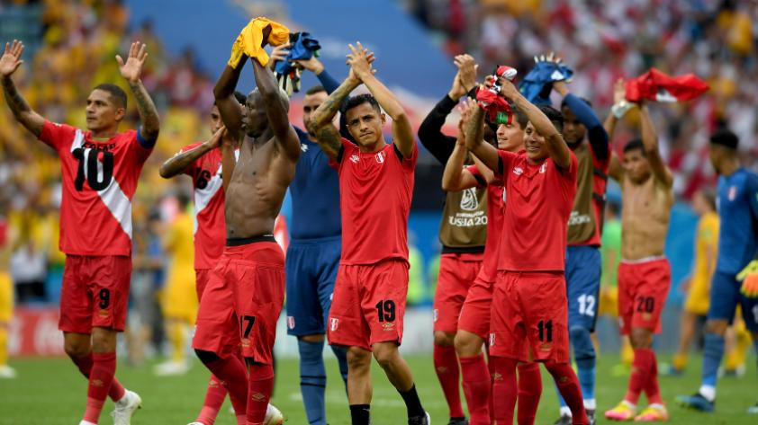 Selección Peruana llega a Lima este jueves
