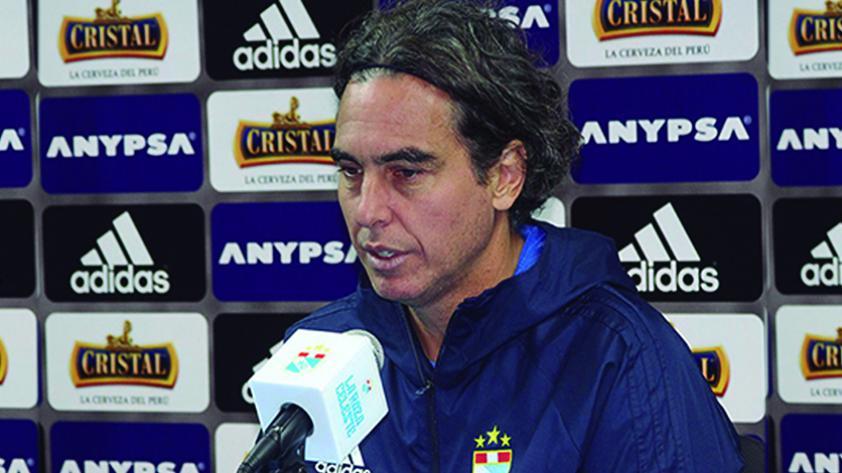 'Chemo' del Solar no es más el técnico de Sporting Cristal