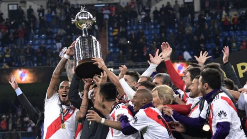 ¡River Plate se consagró campeón de la Copa Libertadores 2018!