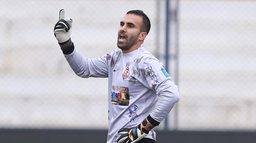 """José Carvallo: """"Será una final de ida y vuelta"""""""