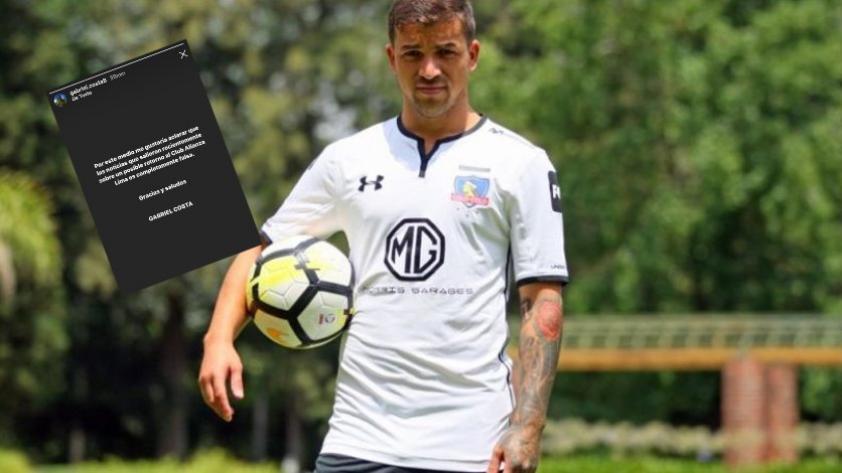 ¿Gabriel Costa regresará a Alianza Lima? así fue la reacción del jugador