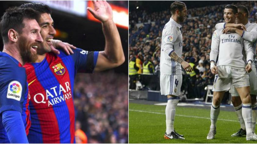 Datos imperdibles (y de los que casi nadie se acuerda) del Real Madrid - Barza