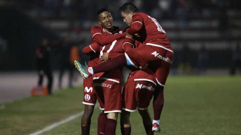 Universitario de Deportes derrotó 4-3 a Comerciantes Unidos por la fecha 15 del Torneo Apertura