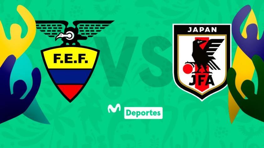 Ecuador vs. Japón EN VIVO y DIRECTO juegan por la clasificación a los cuartos de final de la Copa América Brasil 2019