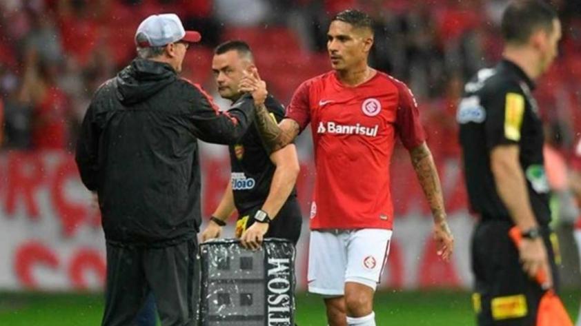 Flamengo vs. Internacional de Porto Alegre: Odair Hellmann y el elogió hacia Guerrero antes del encuentro por la Libertadores