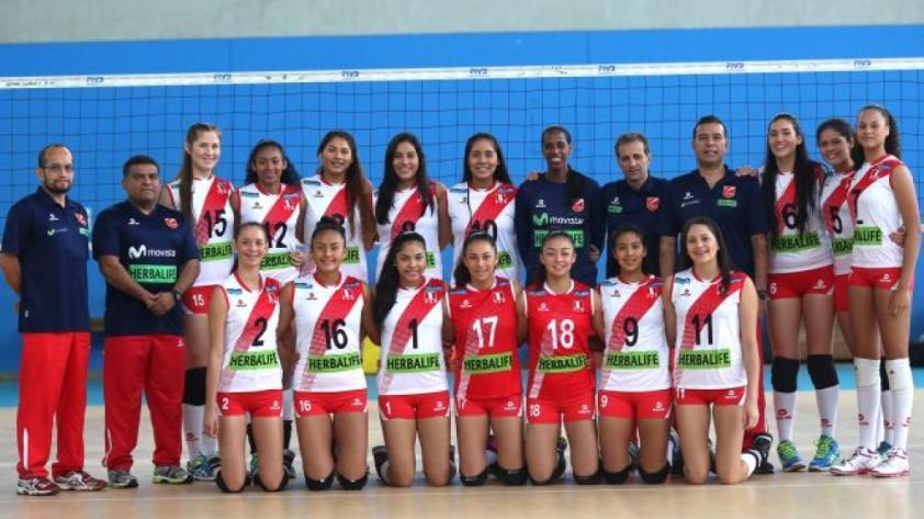 Selección peruana de vóley sub 18 debutará ante Japón en el Mundial