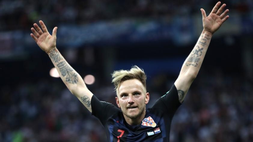 Rakitic volvió a defender a Lionel Messi
