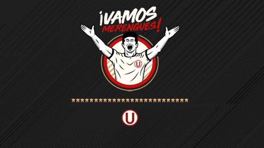 'Vamos Merengues': La campaña de Universitario que acude al compromiso de aliento de sus hinchas (VIDEOS)