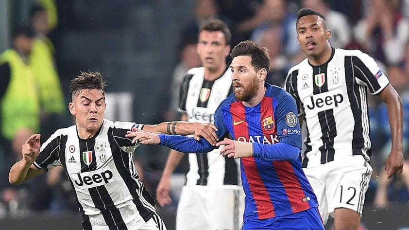 Barcelona empata sin goles ante la Juventus y se queda fuera de la Champions