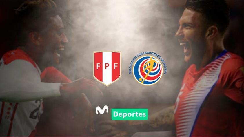 Perú vs. Costa Rica: conoce las estadísticas de todos encuentros de estas selecciones (VIDEO)