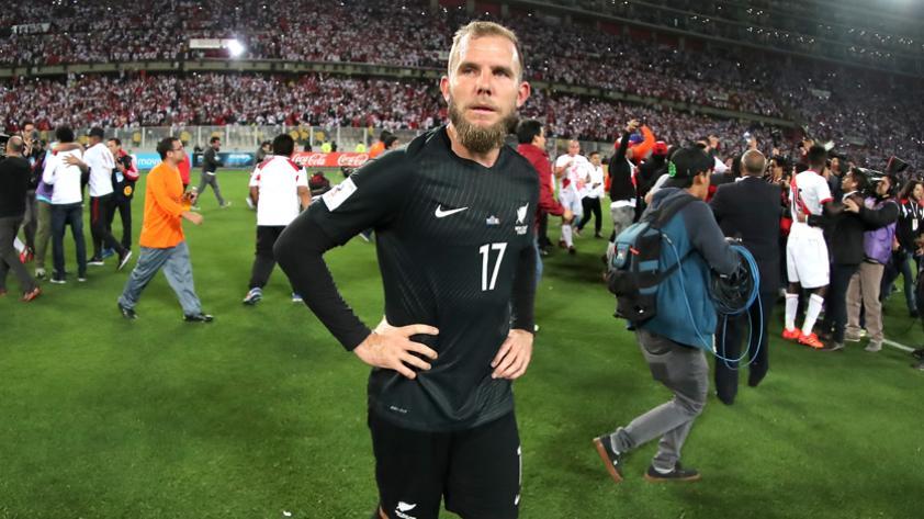 Los elogios de un futbolista de Nueva Zelanda a los hinchas de Perú