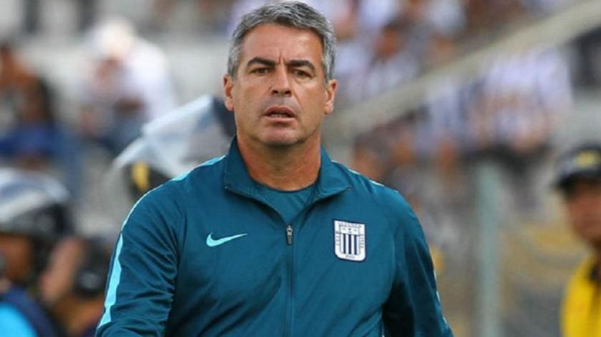 Alianza Lima: Bengoechea conforme con el desempeño de su equipo