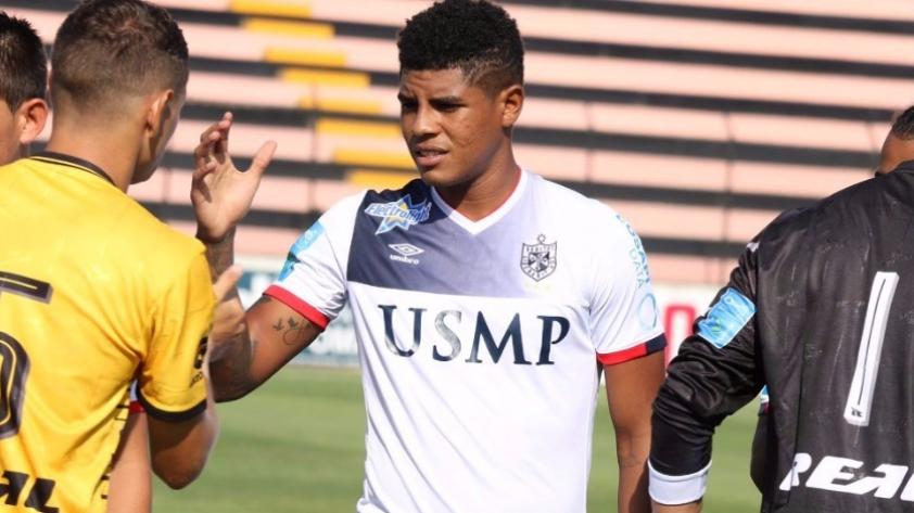 Exclusivo: Wilder Cartagena responde al interés de Universitario de Deportes