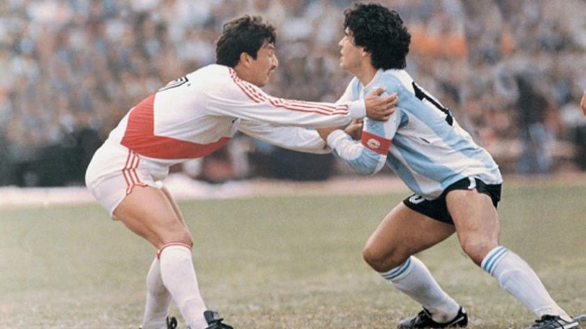 La última vez que Perú venció a Argentina por Clasificatorias