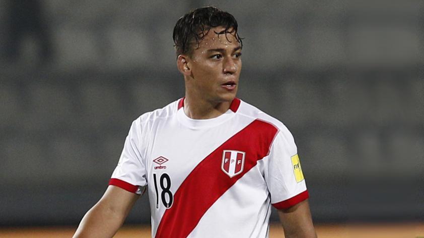 """Cristian Benavente: """"Tengo que hacer los méritos para disputar el Mundial con Perú"""""""