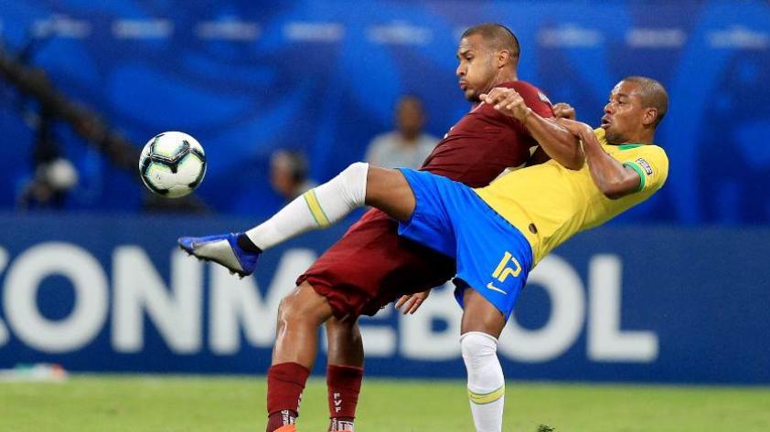¡Se reparten los puntos! Brasil empató 0-0 con Venezuela en la segunda fecha de la Copa América