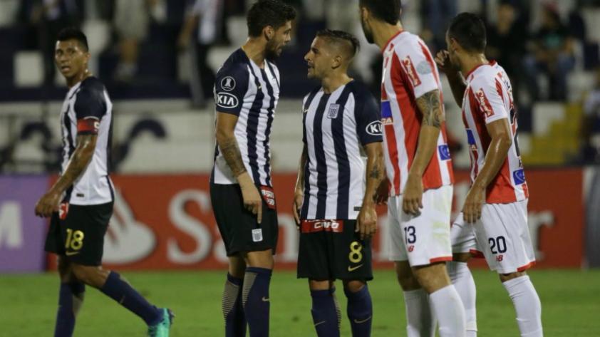 Sin argumentos: Alianza Lima perdió 2-0 ante Junior en Matute por Libertadores