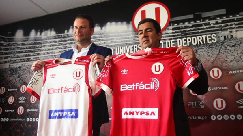 Universitario de Deportes anunció nuevo sponsor para la presente temporada