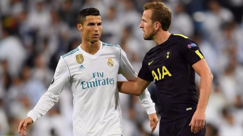 Real Madrid 1-1 Tottenham: las mejores fotos del partido por la Champions League