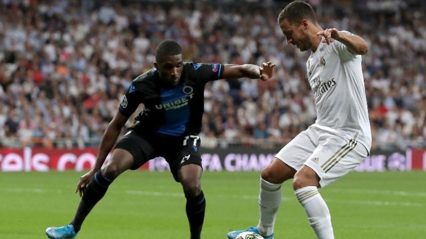 Noche de Brujas: Real Madrid consiguió agónico empate ante el Brujas FC y sigue sin ganar en la Champions League