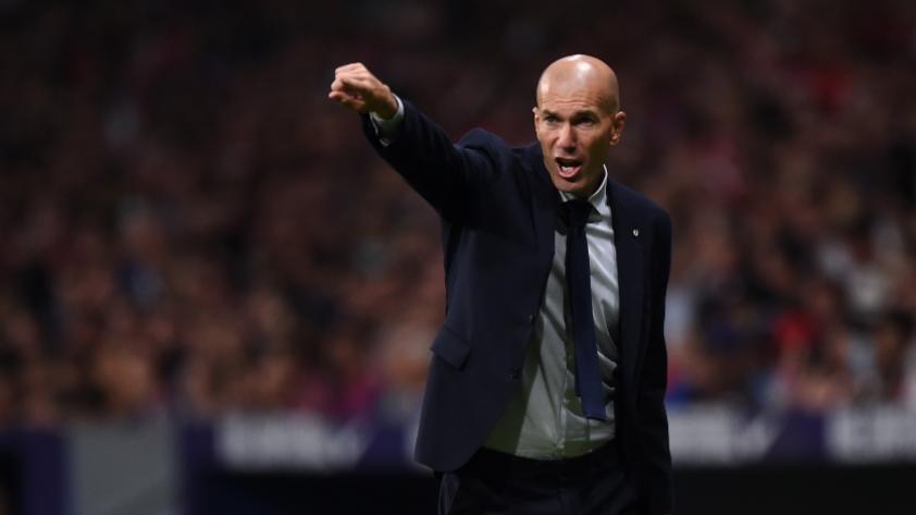 Real Madrid: Zidane afirma que el partido contra el Brujas FC es el más difícil de su actual temporada
