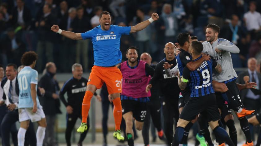 Inter de Milán consigue clasificar a la Champions League luego de 6 años