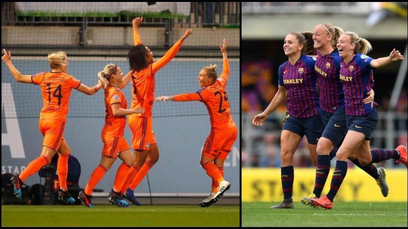 Olympique Lyon vs. Barcelona, el partidazo que definirá al equipo campeón de la UEFA Women's Champions League
