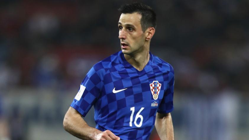 Kalinic, el único croata triste con el Mundial de Rusia 2018