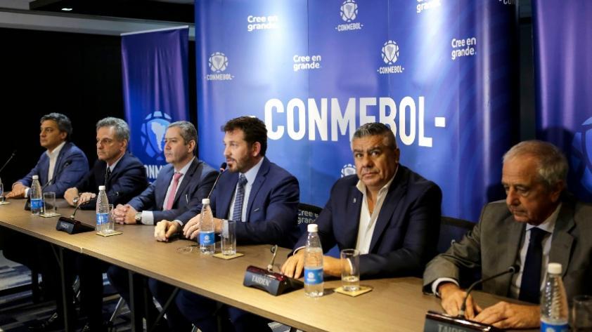 Para Alejandro Domínguez, presidente de CONMEBOL:,