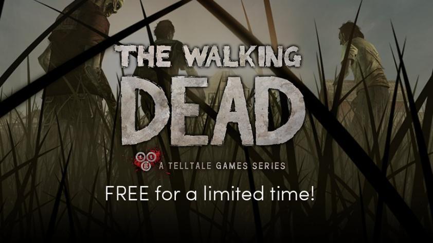 Humble Bundle está regalando The Walking Dead: Season 1 de Telltate Games